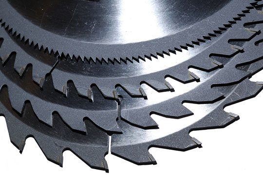 Saw Blades Saw Blade Selection Guide